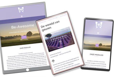 adaptive website